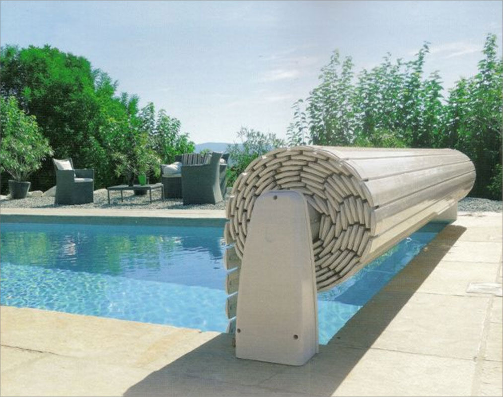 Volet hors sol clever protect aludream piscines for Clever piscine